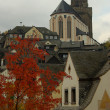 Oberwesel Martin church  — Stock Photo