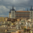 Stock Photo: Toledo Alcazar