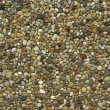 Stock Photo: Exposed aggregate concrete