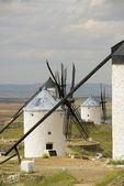 Consuegra Windmill — Stock Photo