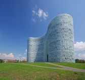 Cottbus library — Stock Photo