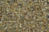 Exposed aggregate concrete — Стоковое фото