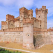 Stock Photo: Castillo de lMota