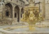 Catedral de burgos — Fotografia Stock