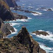 Cabo Sardao coast — Stock Photo