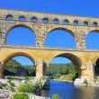 Pont du Gard — Stock Photo #36033573