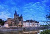 Paray-le-Monial Sacre-Coeur — Stock Photo