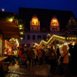 Meissen christmas market  — Stock Photo