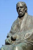 Smetana Statue — Stock Photo