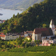 Stock Photo: Spitz in Wachau