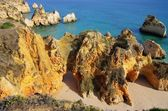 Algarve plage dos tres irmaos — Photo