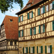 Stock Photo: Bamberg half-timber house