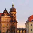 Stock Photo: Dresden Royal Palace