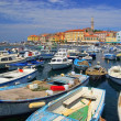 Stock Photo: Rovinj - town in Croatia