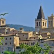 Stock Photo: Spello - commune in Italy