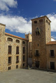 Caceres - a town and municipality in Spain — Stock Photo