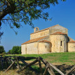 Gargano church Monte Elio — Stock Photo