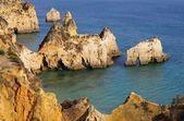 Algarve strand dos tres irmaos — Stockfoto
