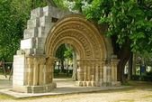 Burgos-triumphbogen — Stockfoto