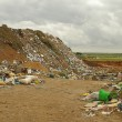 Stock Photo: Garbage dump