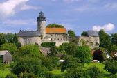 Zwernitz castle — Stockfoto