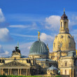 Dresden Church of Our Lady — Stock Photo #39818955