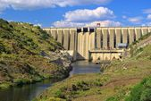 Hydropower plant — Stock Photo