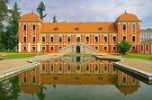 Ostrov palace  — Stock Photo