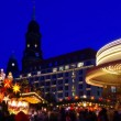 Dresden christmas market — Stock Photo #42235263
