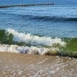 Stock Photo: Baltic Sebeach