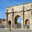 Stock Photo: Rome Arch of Constantine