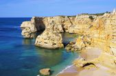 Algarve beach marinha — Stockfoto