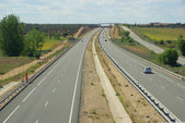 View of the highway — Stock Photo