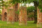 Abadía de greifswald — Foto de Stock