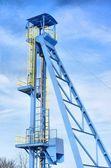 Klettwitz shaft tower  — Foto Stock