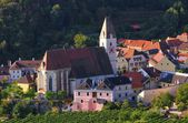 View of the architecture in Wachau — Stock Photo