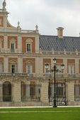 Aranjuez Palacio Real — Stock Photo