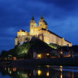 Melk by night — Stock Photo #48660317