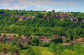 Castell Arquato  — Zdjęcie stockowe