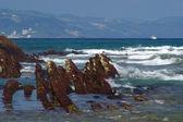 Costa vasca — Zdjęcie stockowe