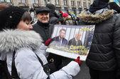 Euromaydan in Kiev — Stock Photo