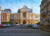 Odessa Opera House — Stock Photo