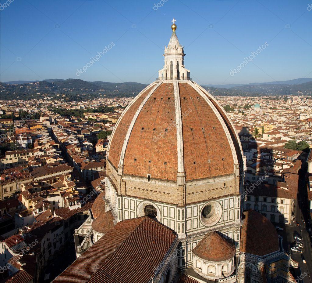 Florence Dome: Stock Photo © Circumnavi