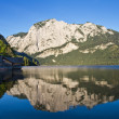 Reflections at Lake Altaussee — Stock Photo #12805747