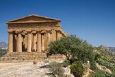 Vadi tapınaklar — Stok fotoğraf