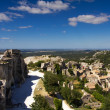 Cityscape of Les Baux De Provence — Stock Photo