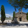 Small church in Les Baux De Provence — Stock Photo #28569779