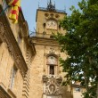 Stock Photo: Town hall of Aix-en-Provence