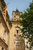 Town hall of Aix-en-Provence — Stock Photo