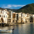 Harbor of Cefalu — Stock Photo
